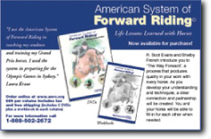 American System of Forward Riding DVD 1